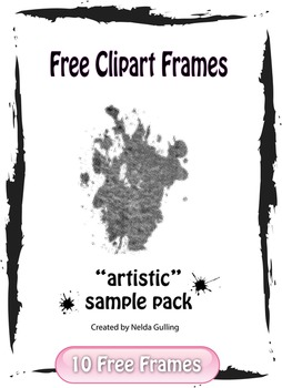 Frames - Artistic Sample Pack