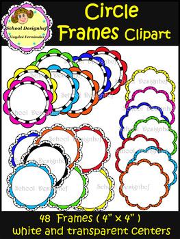 Frames Clipart : Edition II
