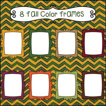 Frames - Fall Color Frames