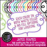 Frames: KG Jamie Frames