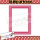 30 png and jpeg digital frames