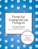 Frames Tags Borders for Commercial Use Package 2