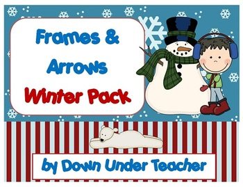 Frames and Arrows 1 and 2 Rule Winter pack