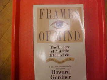 """""""Frames of Mind"""" by H. Gardner"""
