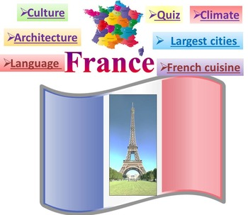 France - PowerPoint presentation - Quiz