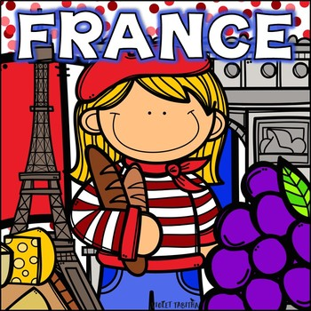 France: Differentiated Little Country Books