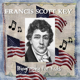 Francis Scott Key Biography for Kids Star Spangled Banner