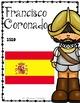 Francisco Coronado Biography Research Bundle {Report, Trif