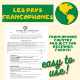 Francophone country project