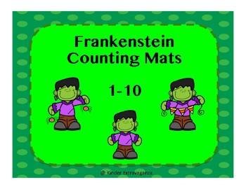 Frankenstein Counting Mats