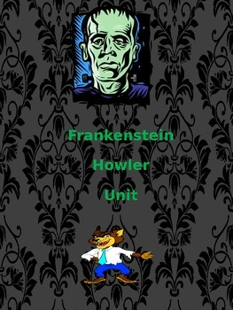 Frankenstein Play Group Reading Activity