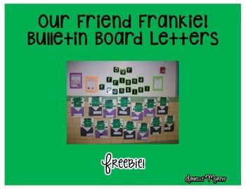 Frankie Bulletin Board Header Freebie