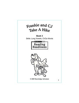 Frankie and CJ Take A Hike.....Book 3