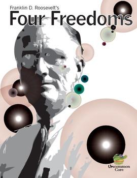 Franklin D. Roosevelt's Four Freedoms Speech:A Common Core