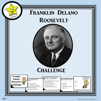 Franklin Roosevelt Challenge Game