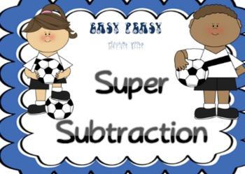 Frantic Facts - Super Subtraction