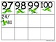 Frantic Froggy Numbers (100's Chart and Calendar)