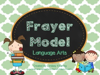 Frayer Model Language Arts