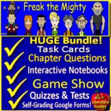 Freak the Mighty Unit Novel Study
