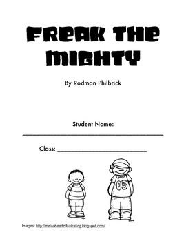 Freak the Mighty: Reading Packet