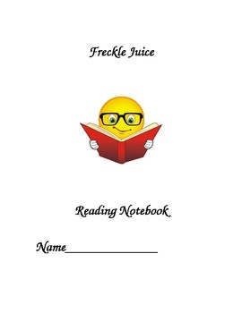 Freckle Juice Comprehension Questions for each chapter