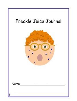 Freckle Juice Journal