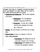 Freckle Juice Novel Units with Literary and Grammar Activities