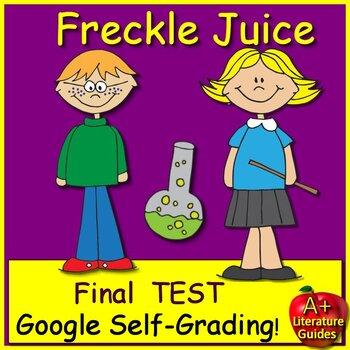 Freckle Juice Test