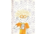 Freckle Juice ~ pictures from book