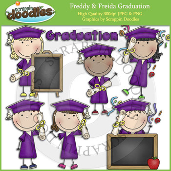 Freddy & Freida Graduation