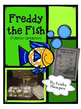 Freddy the Fish: Pollution Simulation