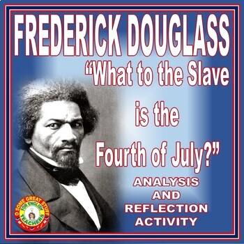 Black History Frederick Douglass Fourth of July Speech Ana