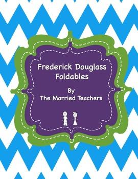 Frederick Douglass Interactive Historical Figure Foldables