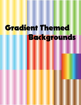 Free 10 Color Gradient Backgrounds