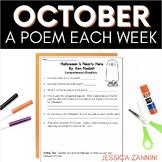 A Poem Each Week - October Edition