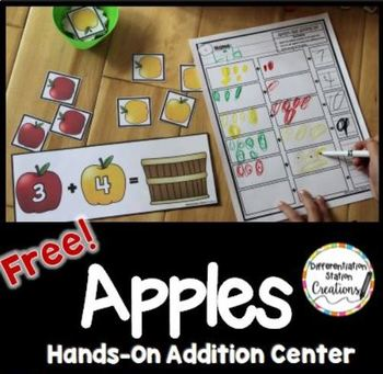 Addition FREE: Apples