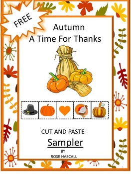 Free-Autumn A Time For Thanks Sampler