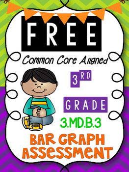 Free Bar Graph Assessment