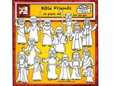 Free Bible Character Clip Art from Charlotte's Clips