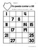 Free Bilingual February Math Worksheets- Kindergarten (Gra