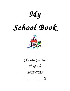 Free Binder Cover Pages