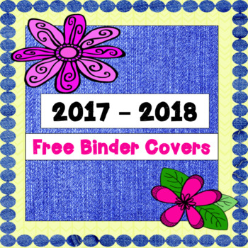 Free Binder Pack