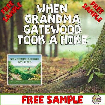 When Grandma Gatewood Took A Hike - Free Book Study for Co