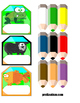 Free | Brown Bear Color Match Activity