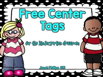 Free Center Tags