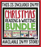 FREE CHRISTMAS ACTIVITY: Character Christmas Shopping