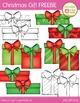 Free Christmas Clip Art: Christmas Gift Freebie