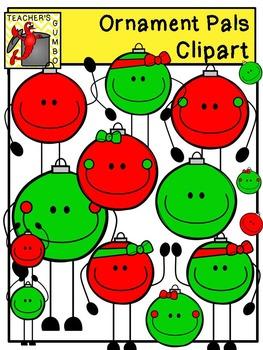 Ornament Pals Clipart