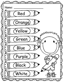 Free Color by Code Guide {Confetti and Creativity Clipart}