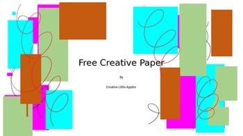 Free Creative Graphic Paper